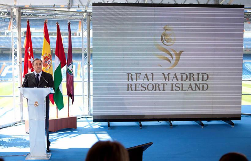 Real Madrid Resort Island 9