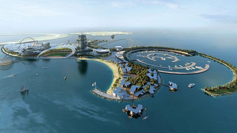 Real Madrid Resort Island 2