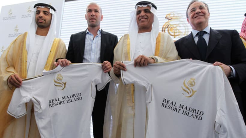 Real Madrid Resort Island 1