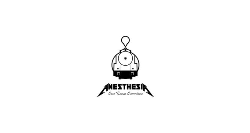 ANESTHESIA | Logotipo 5