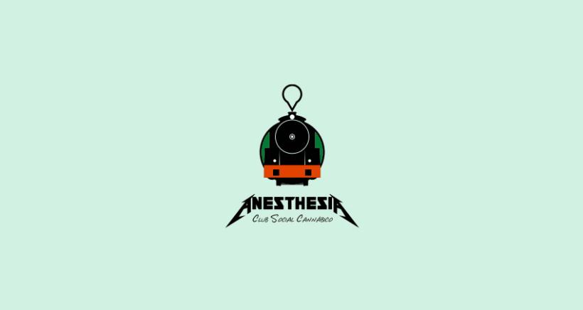 ANESTHESIA | Logotipo 4