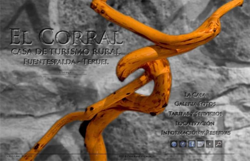 Casa de turismo rural El Corral 1