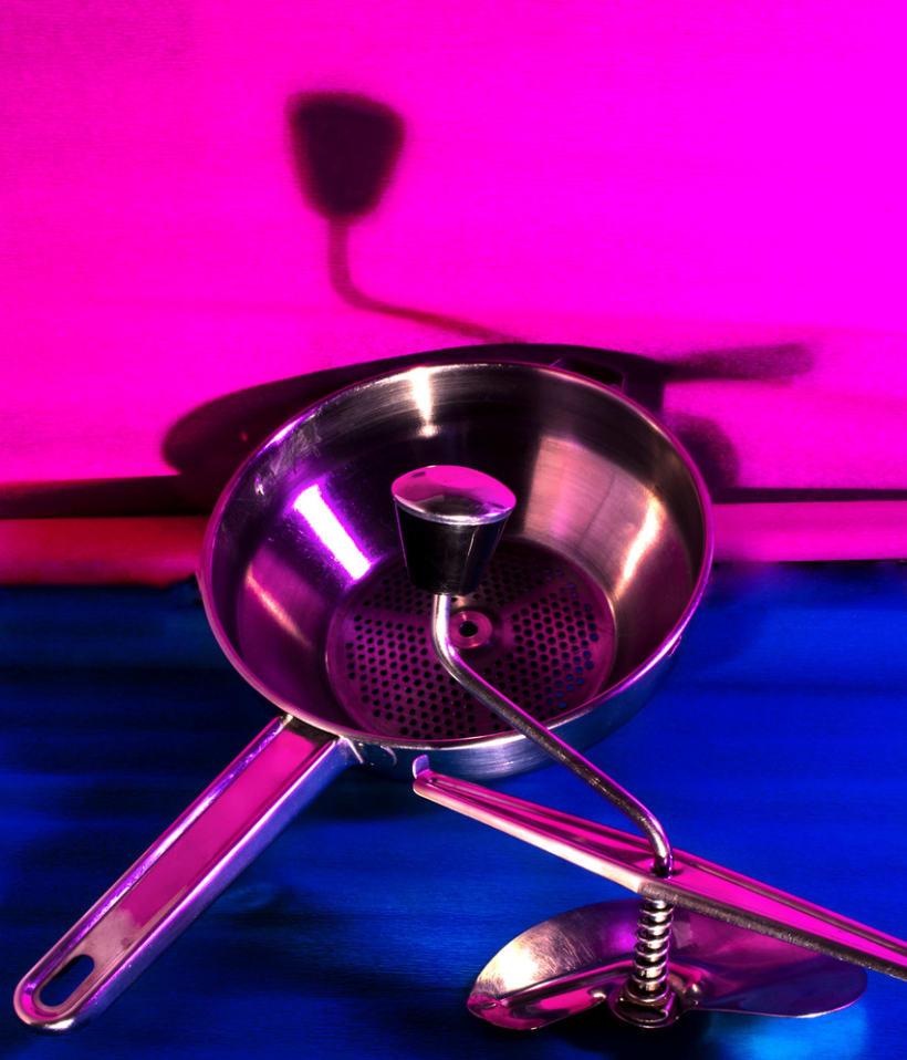 Editorial. Herramientas de cocina 12