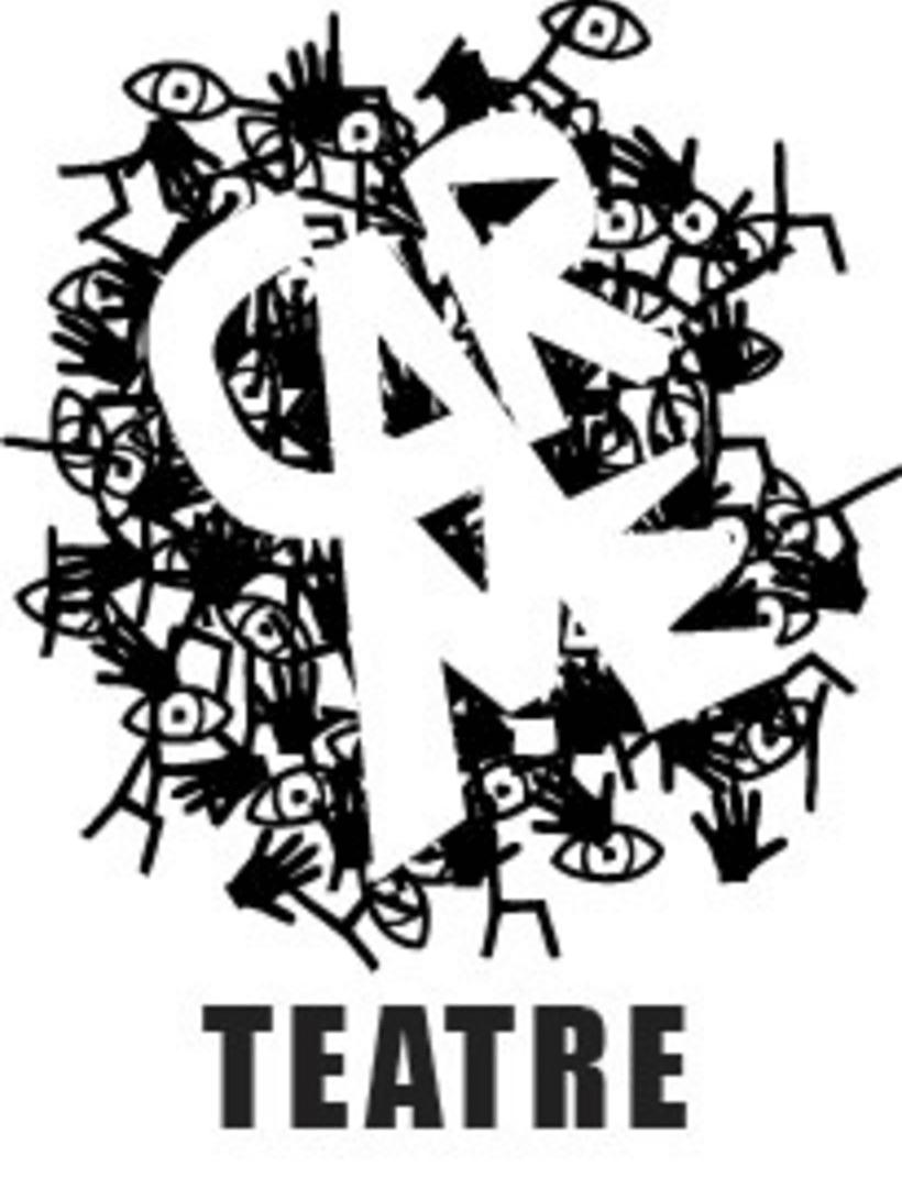 CARME TEATRE Identidad visual 2