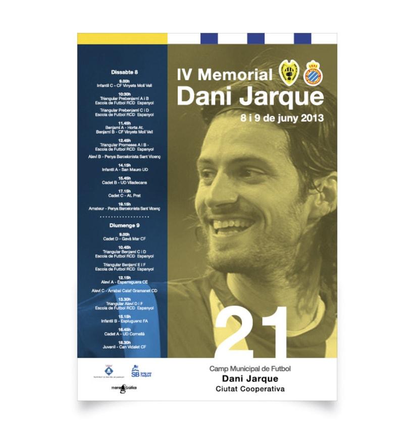IV memorial Dani Jarque 1