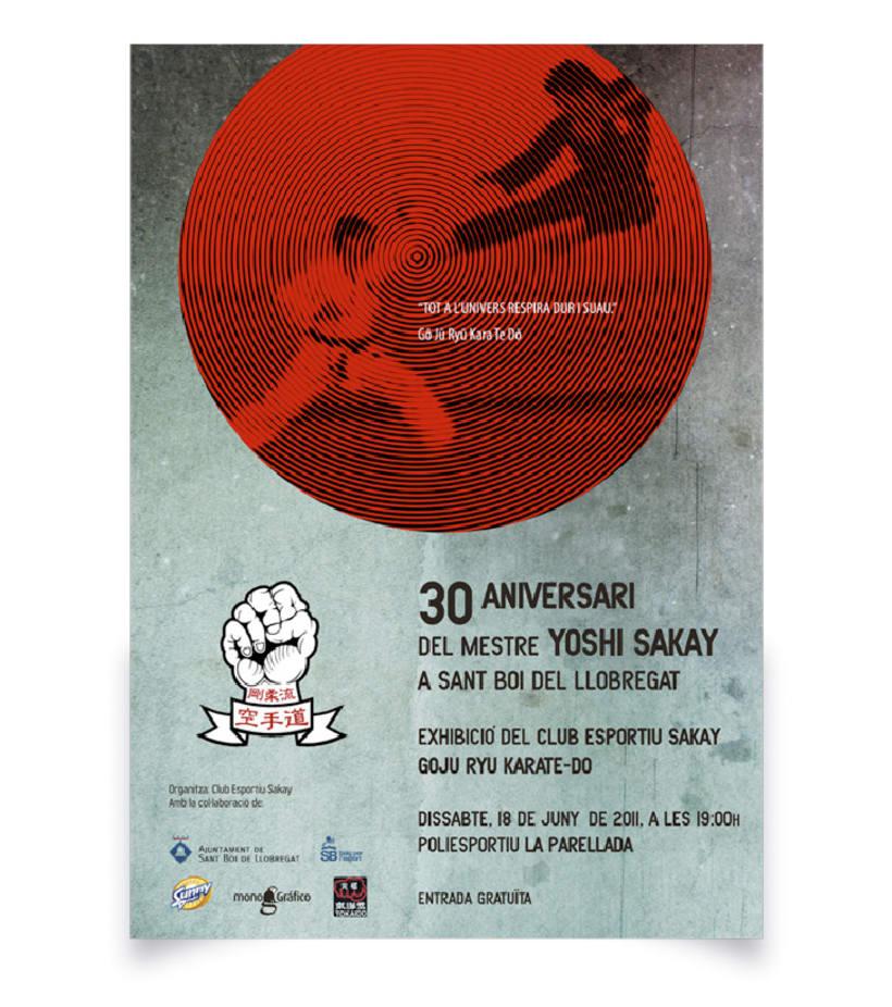 30 aniversari / Club esportiu Sakay 1