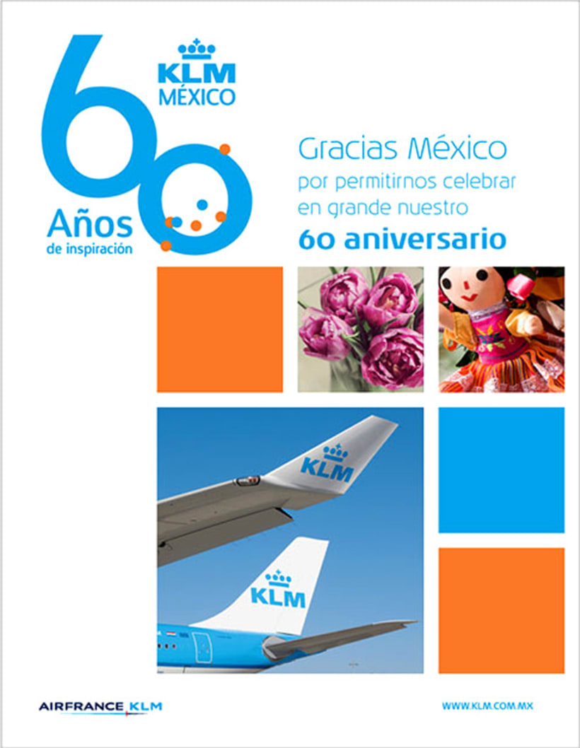KLM 60 Aniversario 6