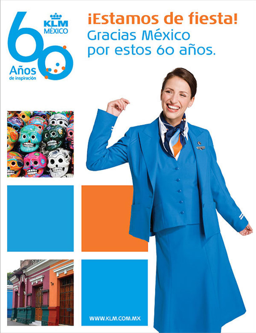 KLM 60 Aniversario 4