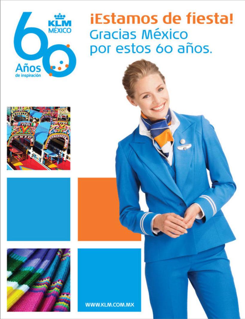 KLM 60 Aniversario 3