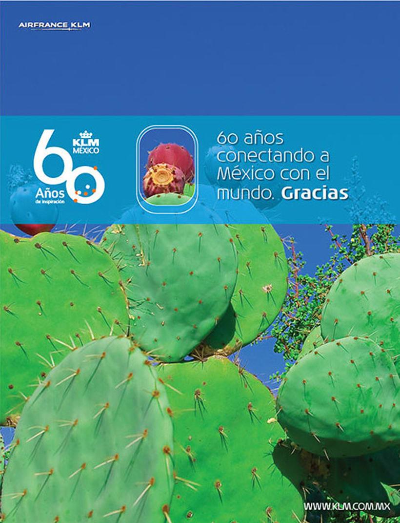 KLM 60 Aniversario 1