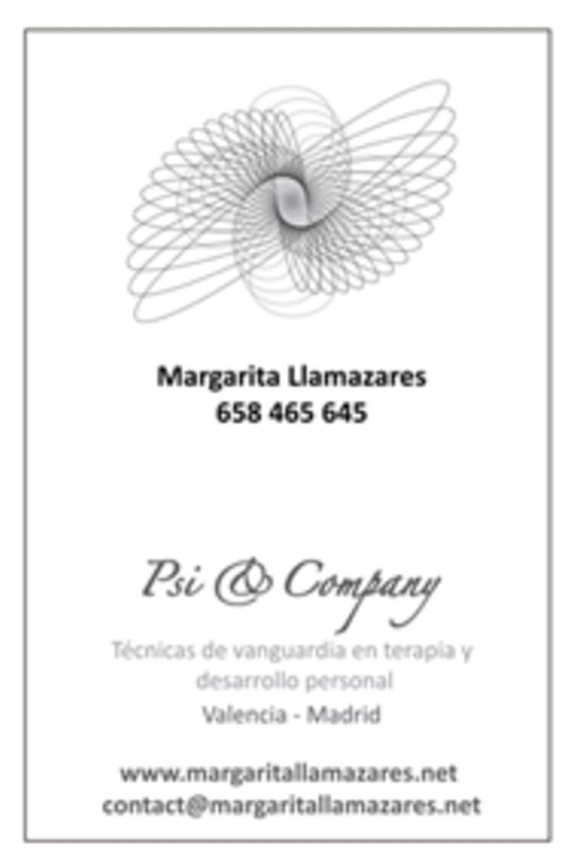 Creación y diseño de branding, identidad corporativa y página web, para profesional de la Psicoterapia. 1