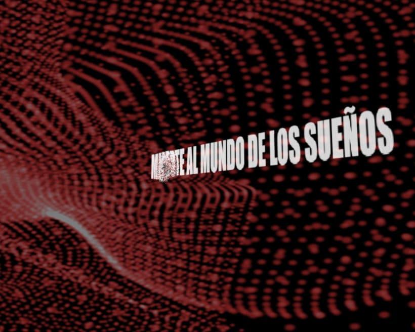 Creación vídeo Muerte al mundo de los sueños para Neboa (Artista sonoro). 7