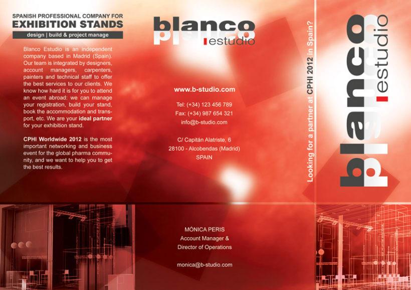Brochure / Tríptico 2