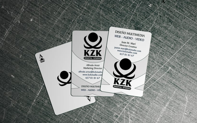 Logotipos y tarjetas 1