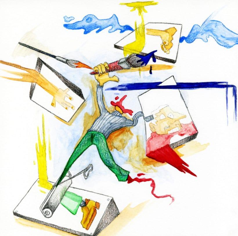 Ilustraciones - color 4