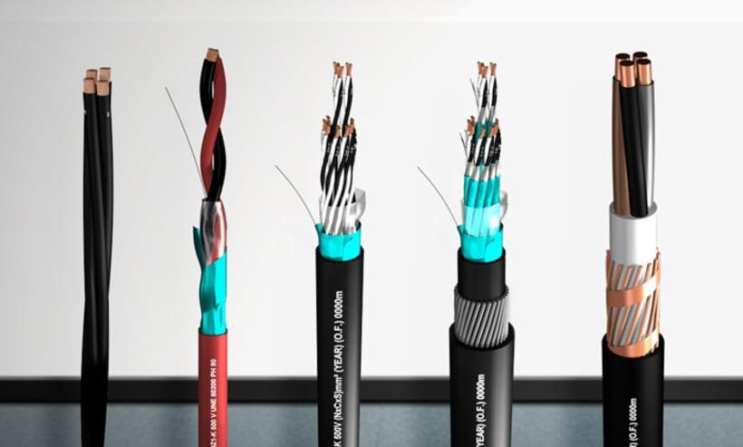 Cables en 3D 2