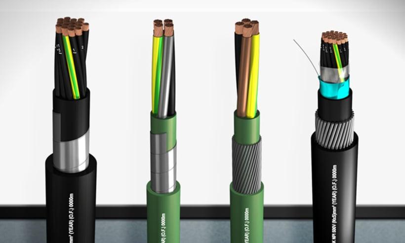 Cables en 3D 1