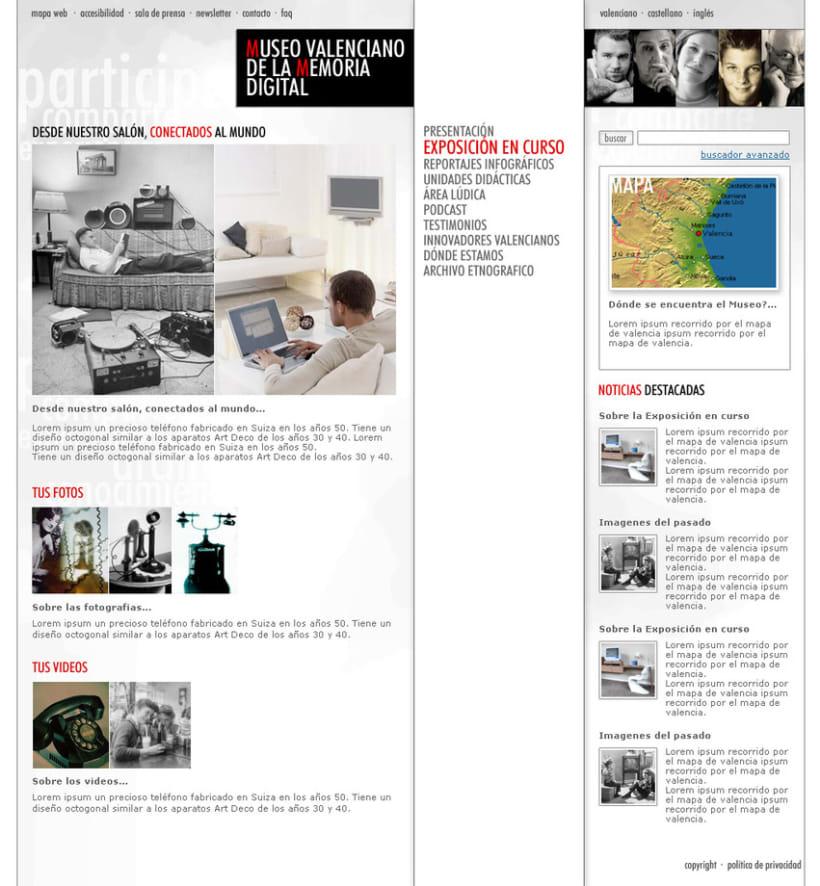 Museo Valenciano de la Memoria Digital 2