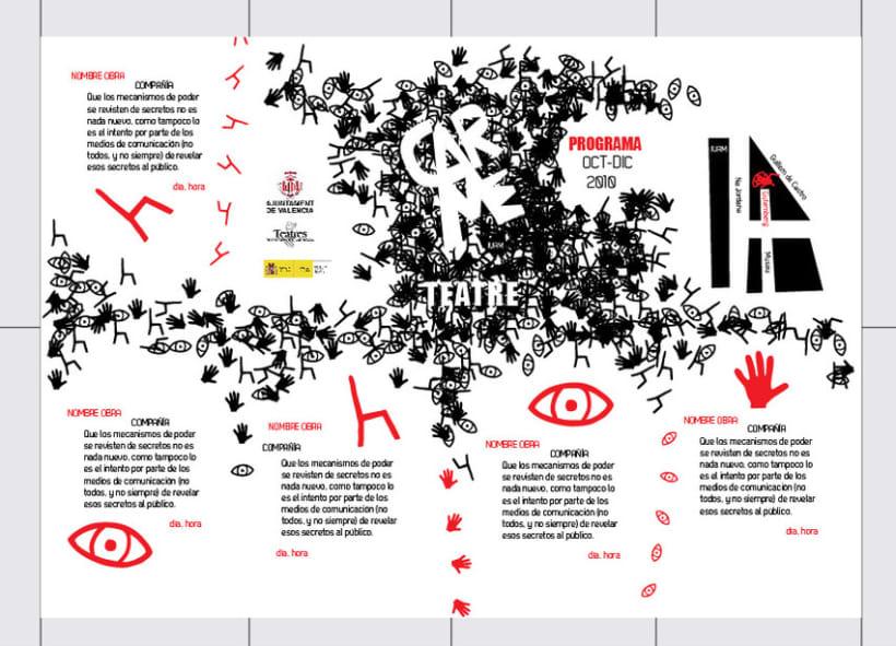 CARME TEATRE Identidad visual 15