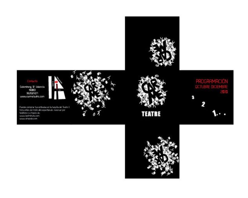 CARME TEATRE Identidad visual 13