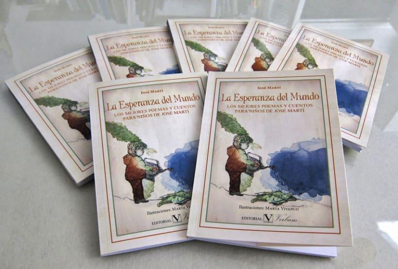 """""""La Esperanza del Mundo"""". Colección La Edad de Oro. 2"""