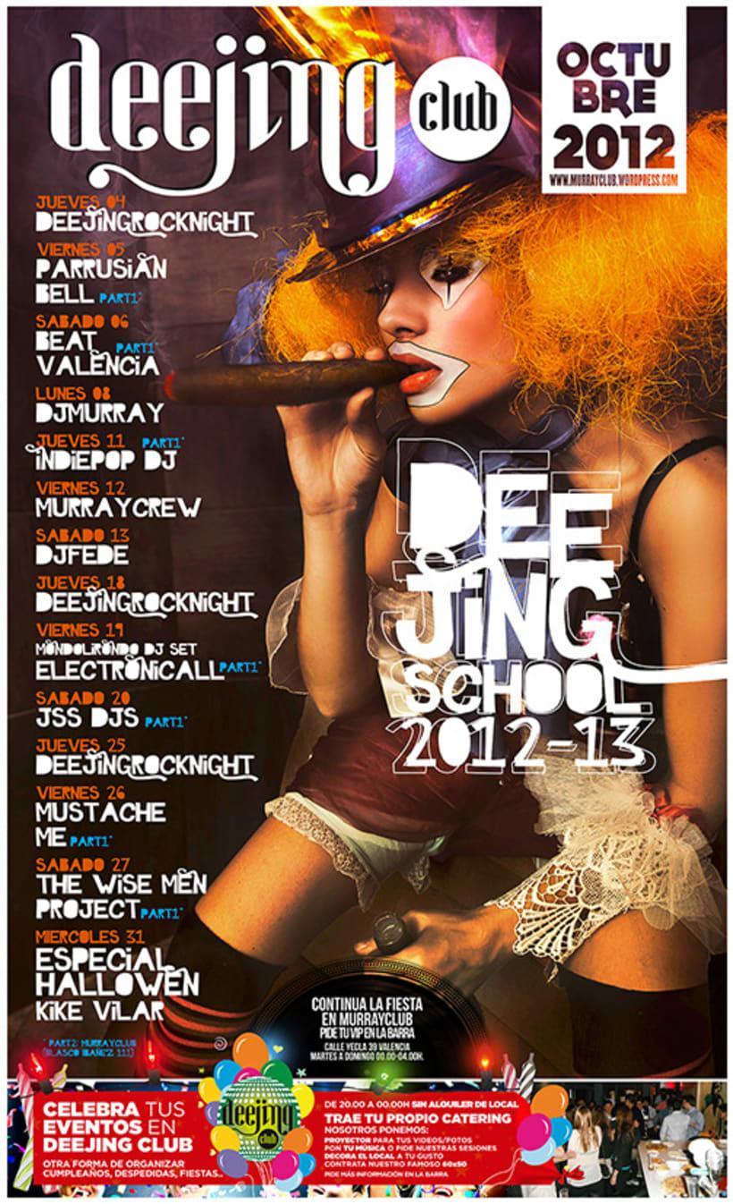Deejing Club 16