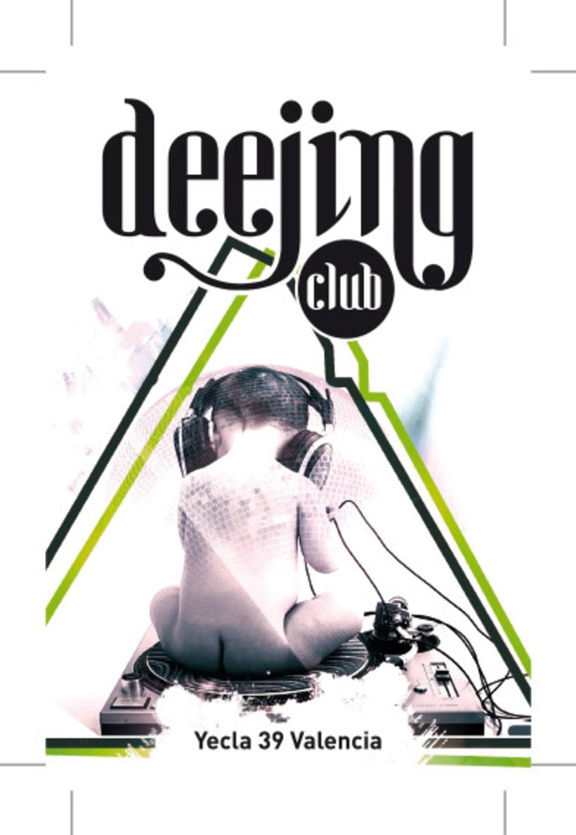 Deejing Club 3