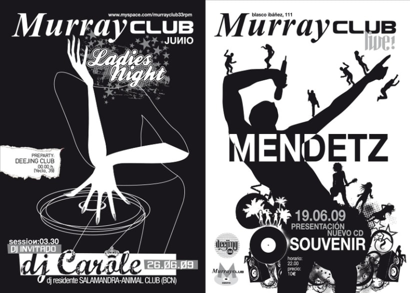 Murrayclub 70