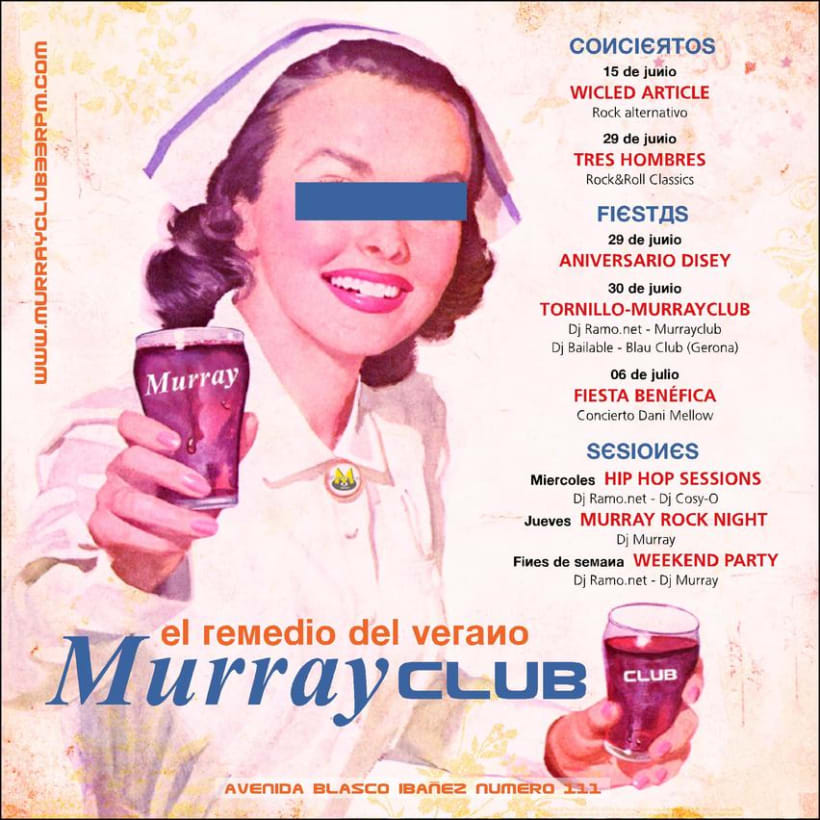 Murrayclub 62