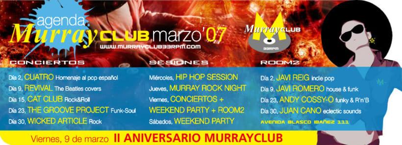 Murrayclub 30