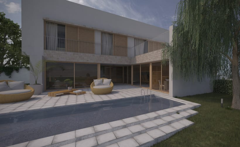 Casa Payet 3D 1