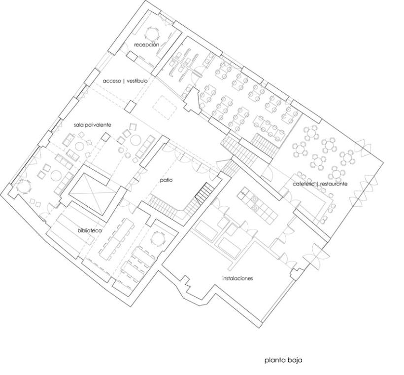 Residencia de estudiantes. Tarragona 6