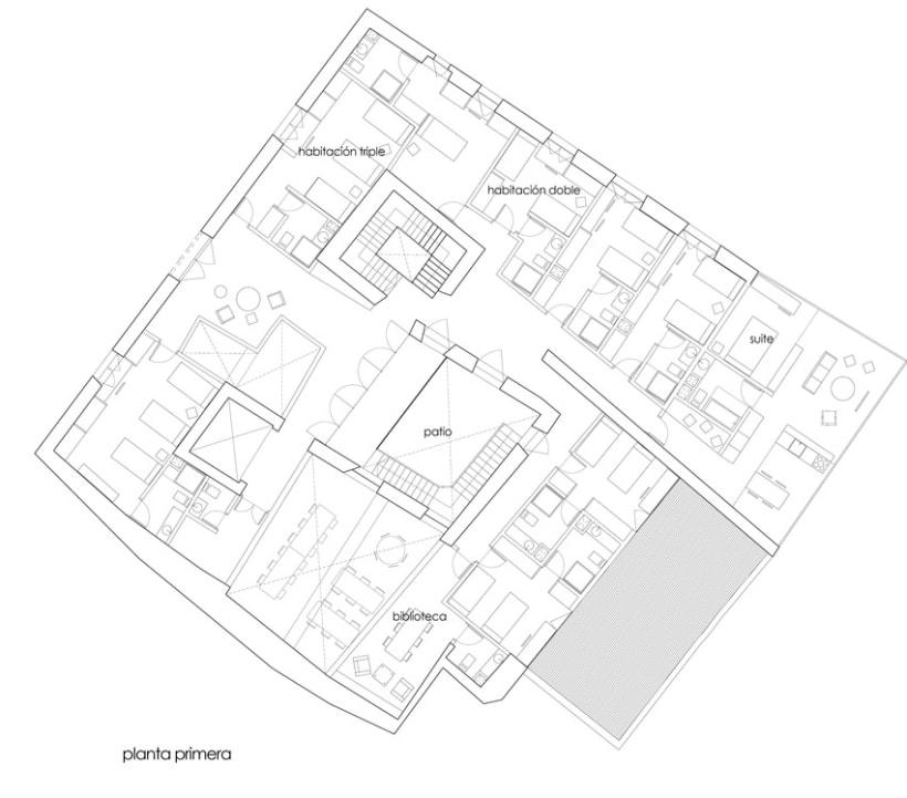 Residencia de estudiantes. Tarragona 7