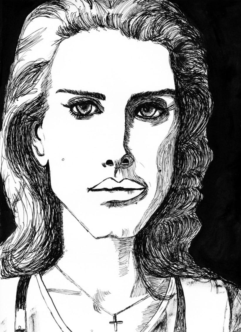 Celebrity Portraits 4