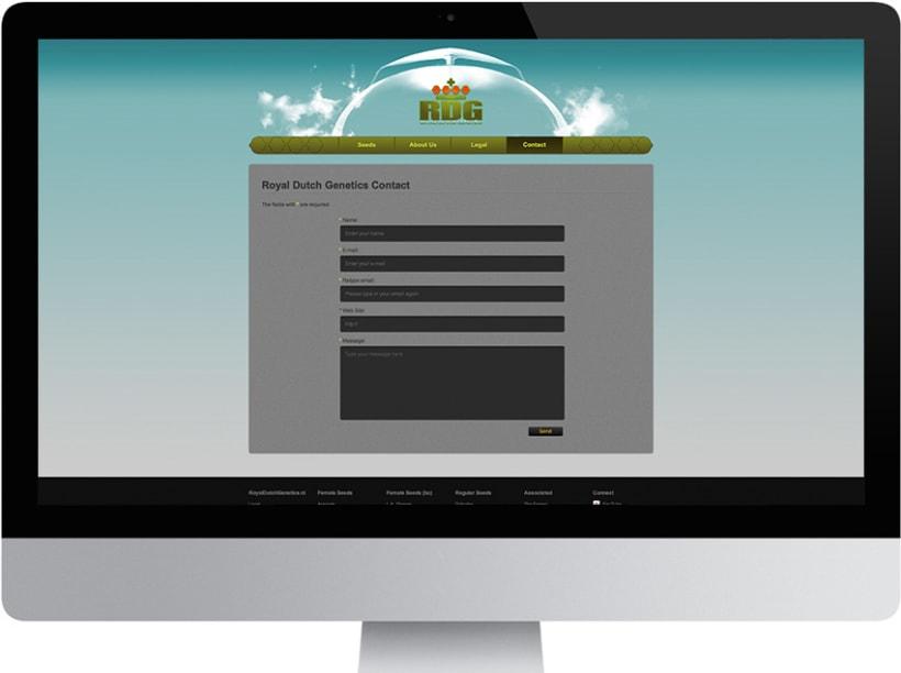 Página Web | RoyalDutchGenetics.nl 5