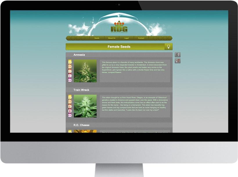 Página Web | RoyalDutchGenetics.nl 4