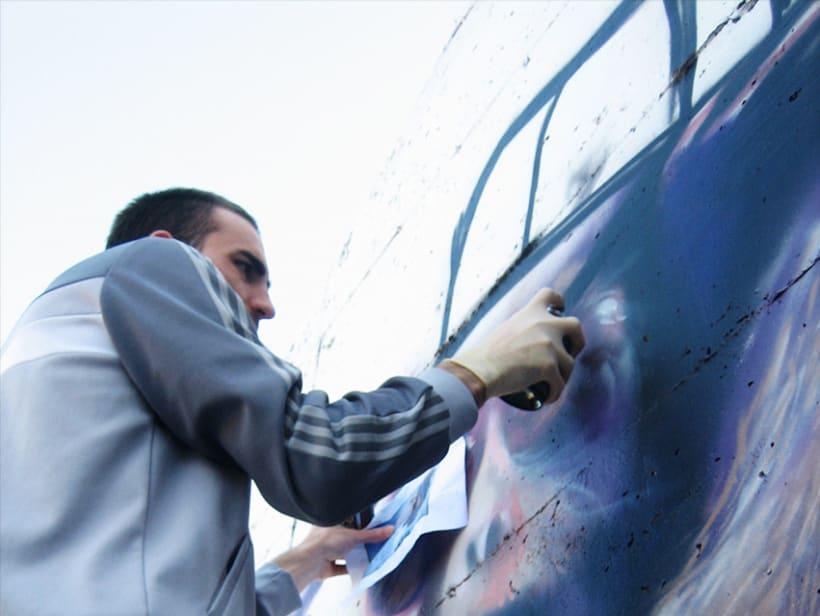 Graffiti | O.K. Monkey 5