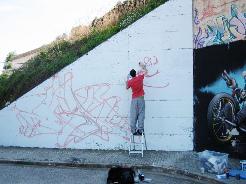 Graffiti | O.K. Monkey 3