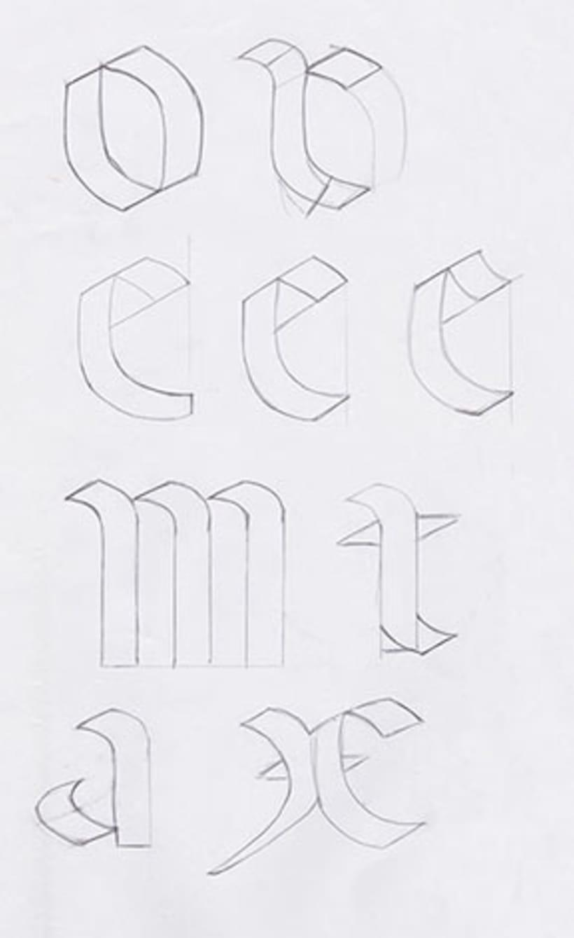 MAXERLOT lettering 1