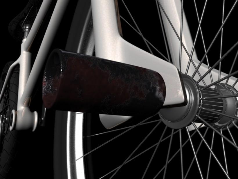 Modelado Props Bike 3