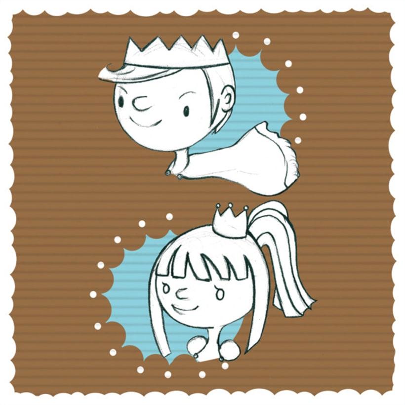 Prince and Princess 1