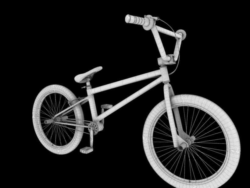 Modelado Props Bike 1