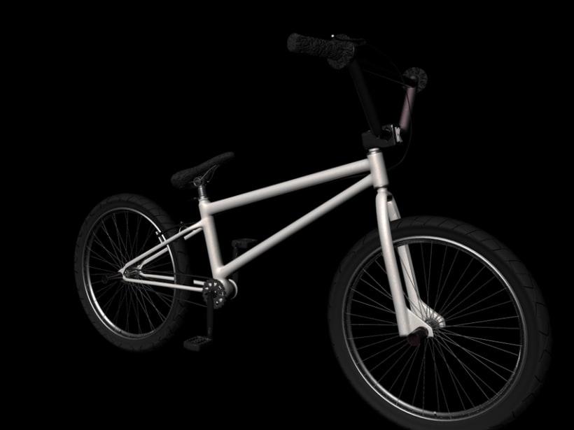 Modelado Props Bike 2