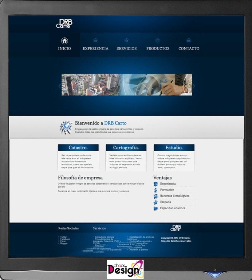 Imagen Corporativa y Web  1