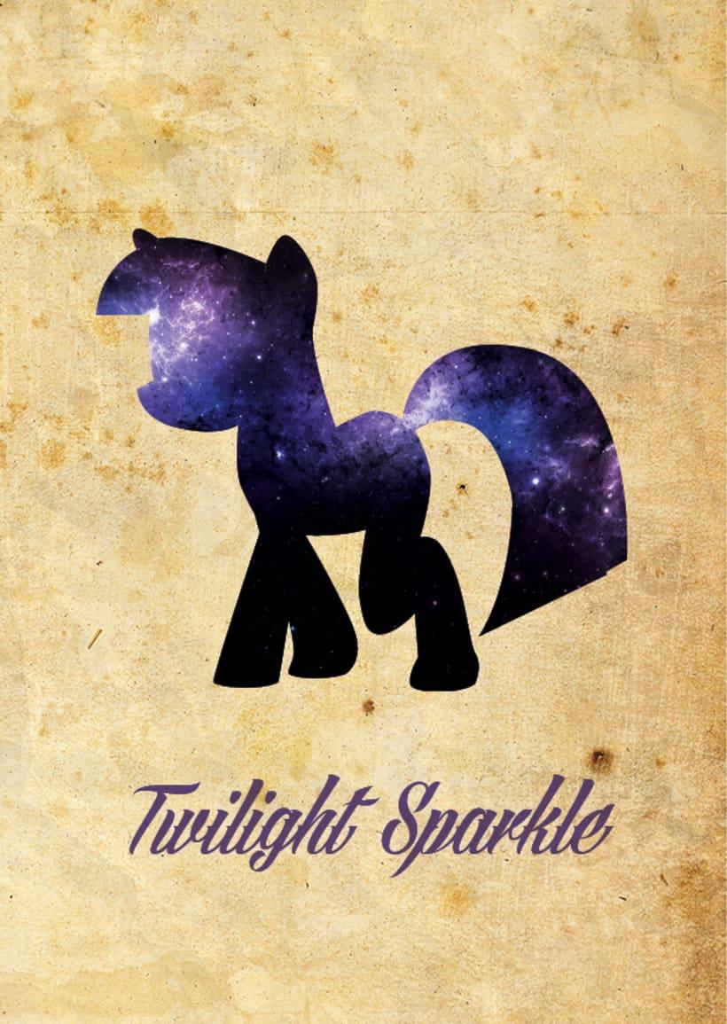 My Little Pony Galaxies 6