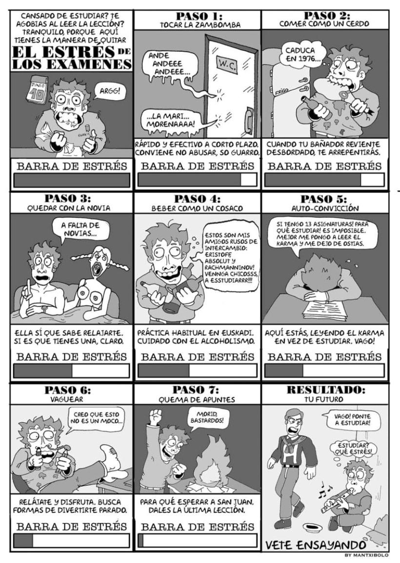 Cómics publicados 7
