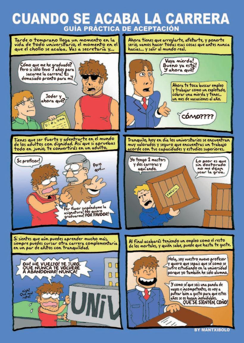 Cómics publicados 5
