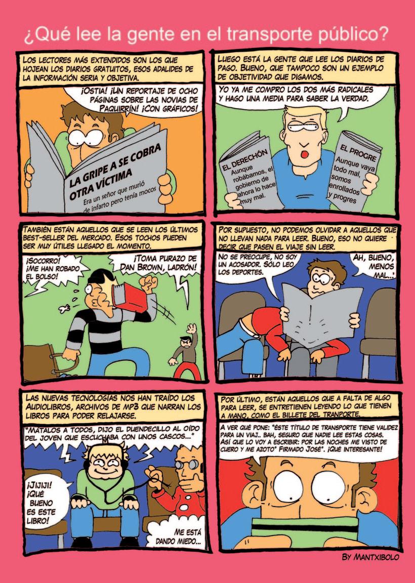 Cómics publicados 3