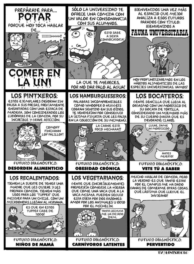 Cómics publicados 2