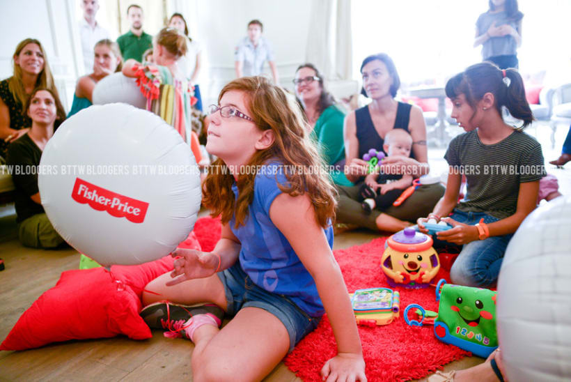 EVENTOS:  FISHER PRICE . 17